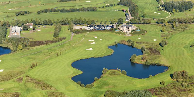 Golf4holland golfclub efteling for Verlichte driving range