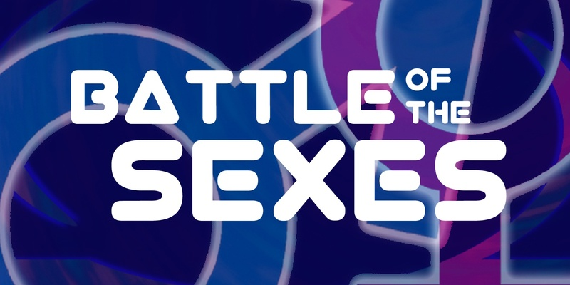 Full battle of the sexes